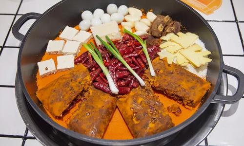 火锅菜品搭配